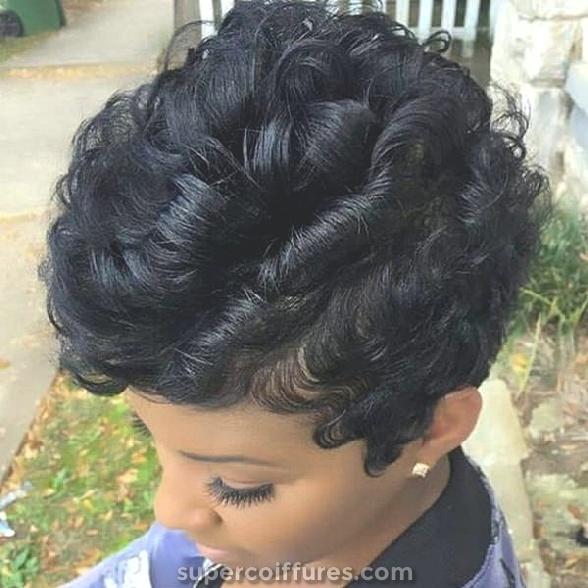 49 Coiffure Curly Weave parfaite qui tourne la tête en 2019