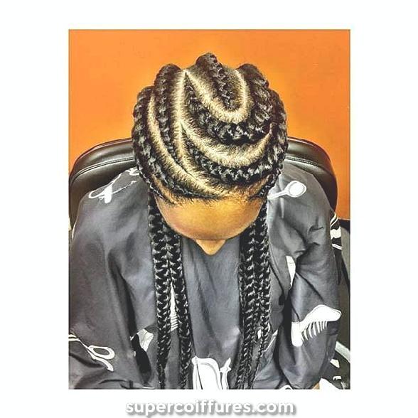 100 coiffures cornrow gras que vous allez adorer