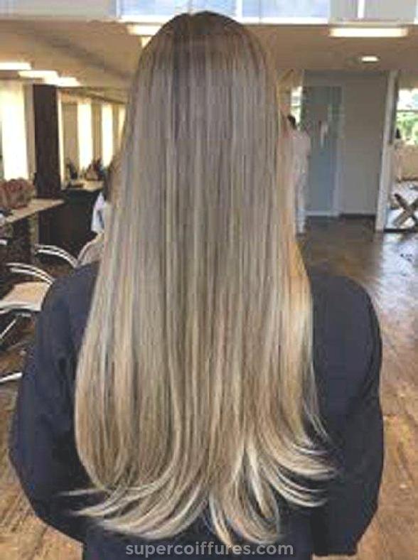 130 beaux cheveux brun clair pour cet été