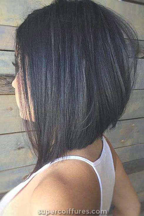 15 coupes de cheveux inversées pour un look radiant