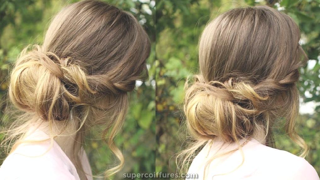 15 coiffures de mariage d'été pour les femmes à l'air chaud