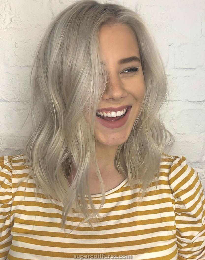 30 coupes de cheveux blonde Bob les plus attrayantes et superbes