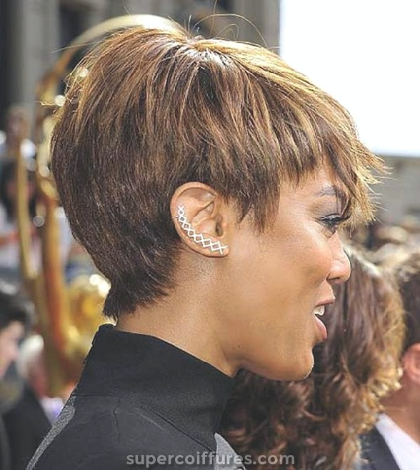 66 Pixie Cuts pour cheveux épais / minces