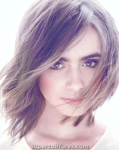 25 coupes de cheveux court Shag les plus chaudes à Glam votre look