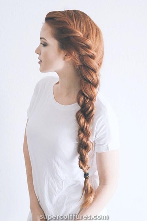 25 plus belles coiffures pour cheveux longs