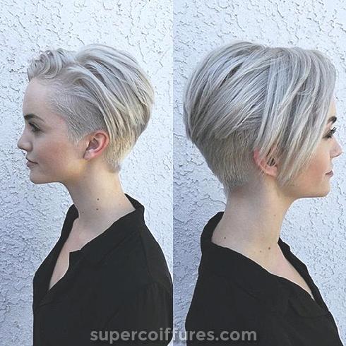 20 coiffures grises les plus chaudes pour les femmes les plus cool