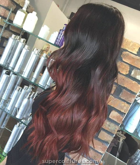 61 idées de couleur de cheveux ombre que vous allez adorer