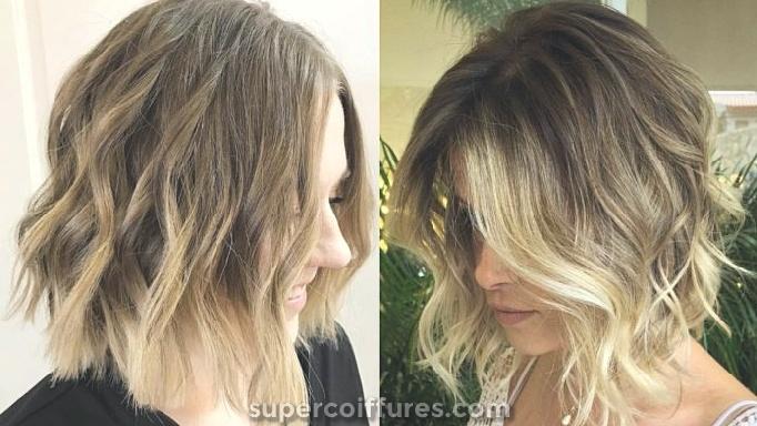 30 superbes et Happening Bob Haircuts pour cheveux fins