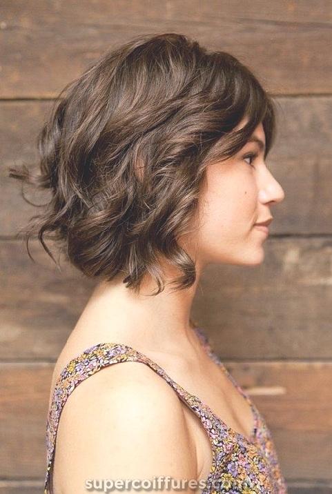 32 coupes de cheveux courts pour les cheveux ondulés à l\u0027air