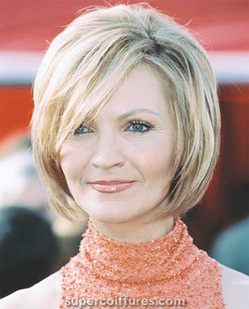 30 Les plus courtes coiffures pour les femmes de plus de 50 ans
