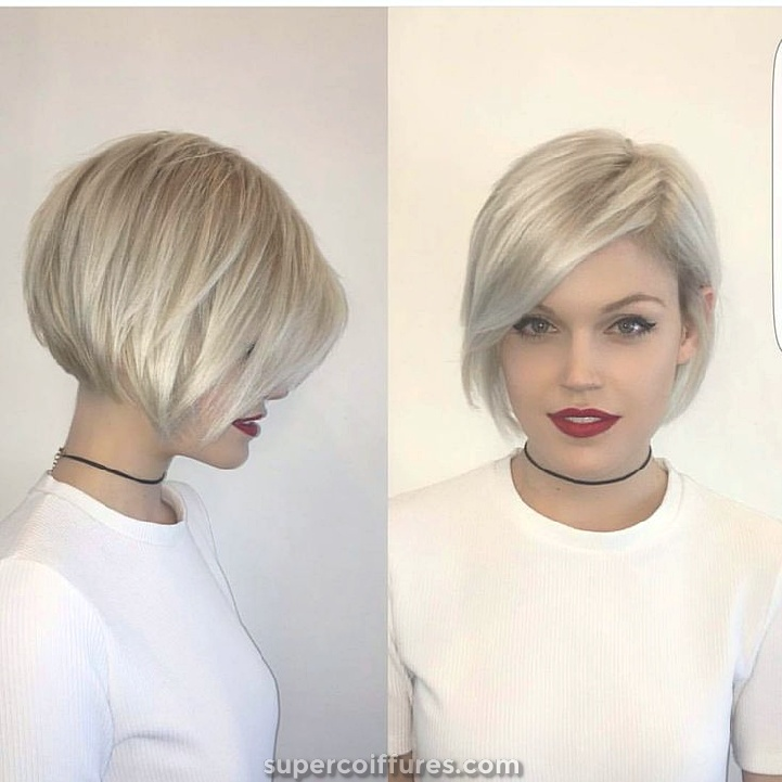 30 coupes de cheveux court Bob pour les femmes glamour