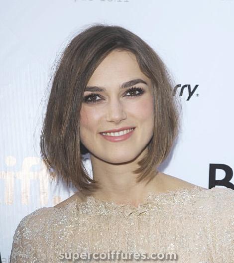 20 coiffures attrayantes et élégantes pour les visages carrés