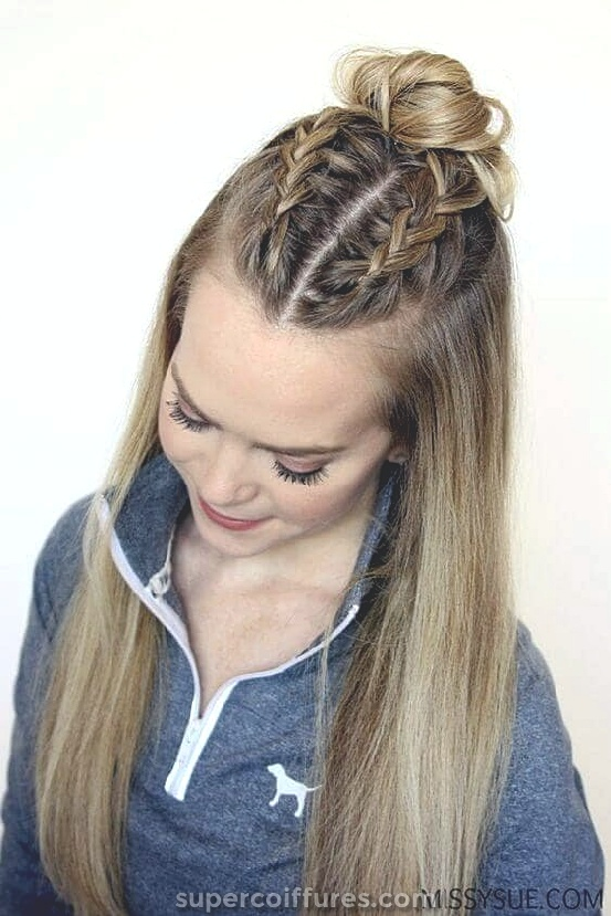 25 coiffures en cinq minutes pour vous garder sain d'esprit le matin
