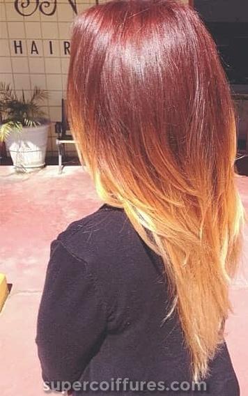 Les 27 coiffures les plus chaudes de couleur rouge