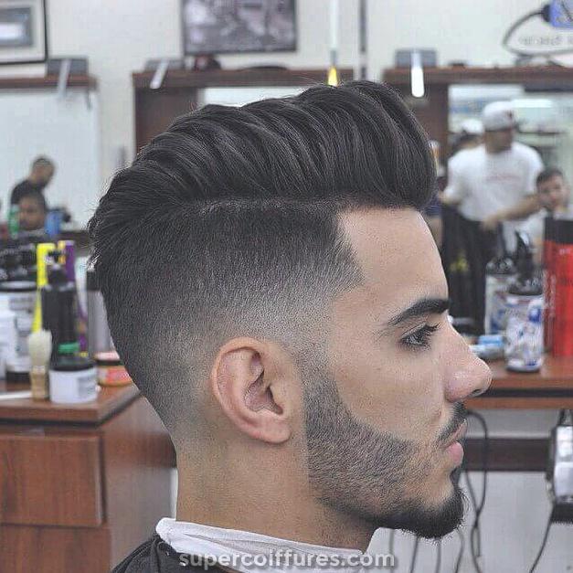 18 coiffures à la mode pour hommes - un look magnifique et soigné
