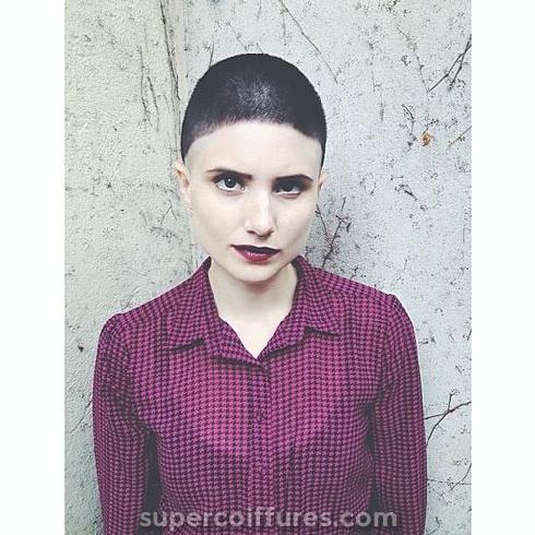 Idées pour les coiffures très courtes et les coupes de cheveux