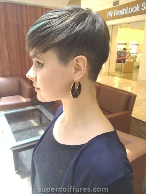 Coupes de cheveux les plus magnétiques Pixie pour les cheveux épais