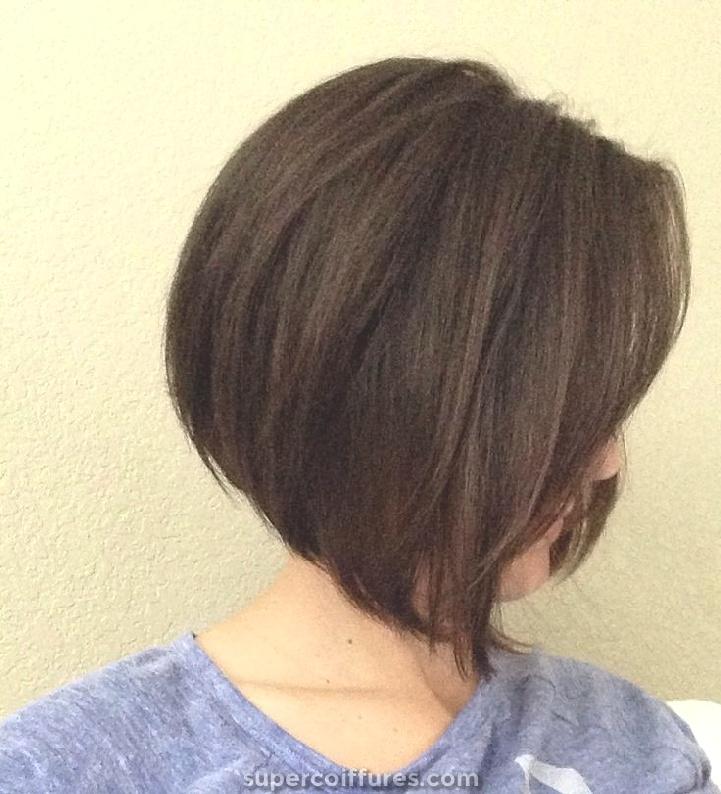 20 des coiffures A-Line Bob les plus chaudes
