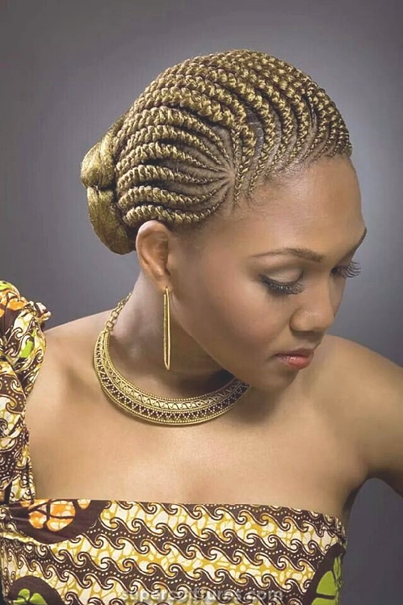19 coiffures Cornrows pour les femmes à regarder Bodacious