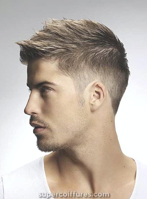 30 coiffures courtes pour les hommes - Soyez cool et chic