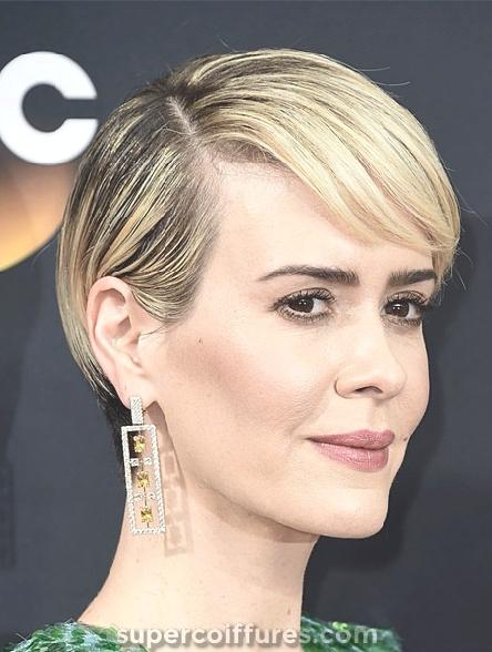 25 coiffures courtes de célébrités chic et à la mode
