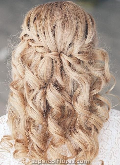 22 coiffures de mariage les plus magnifiques et élégantes