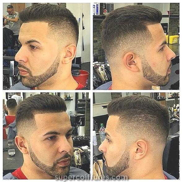 25 façons de garder votre look sur Point avec Line Up Haircut