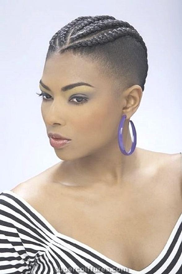femmes noires rasées