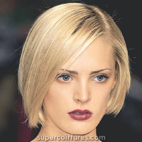 30 coupes de cheveux droites Bob les plus chaudes pour les femmes