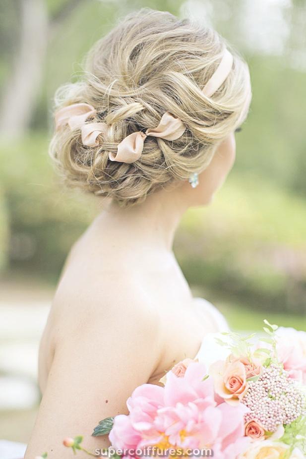 23 coiffures de demoiselle d'honneur les plus élégantes et élégantes
