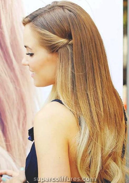 22 coiffures longues faciles et cool pour l'été