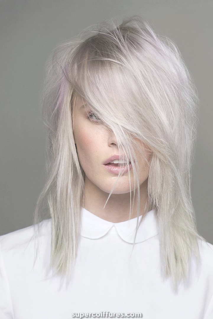 30 idées les plus chaudes Platinum Blonde Shades Shades