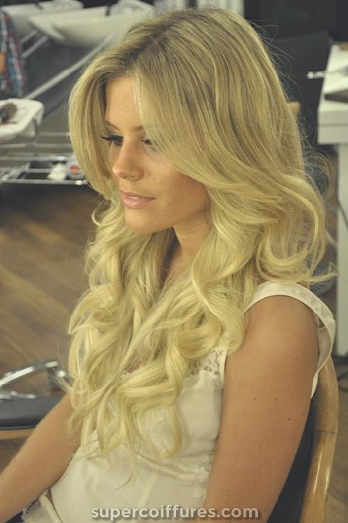 30 plus longues et élégantes coiffures blondes